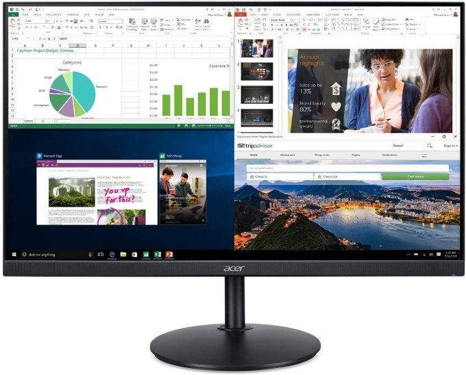 27 Inch Home Office Monitor