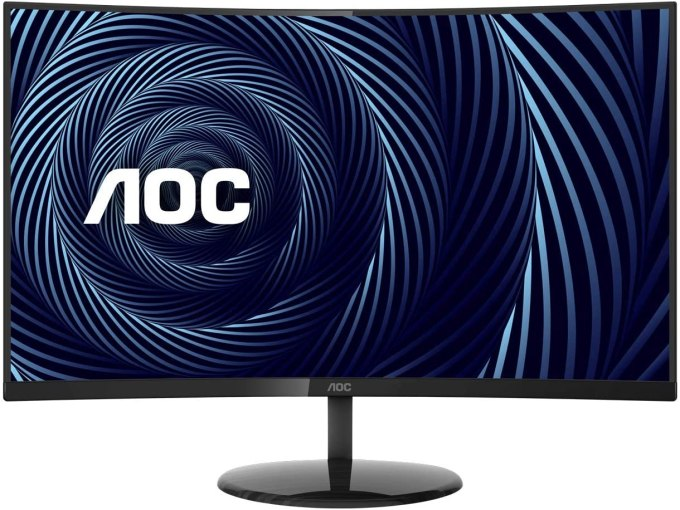 Computer Monitor-AOC CU32V3 32 inch Super-Curved 4K UHD monitor