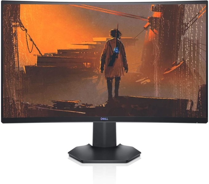 Dell Gaming S2721HGF 27 inch Curved Ultrathin Gaming Monitor