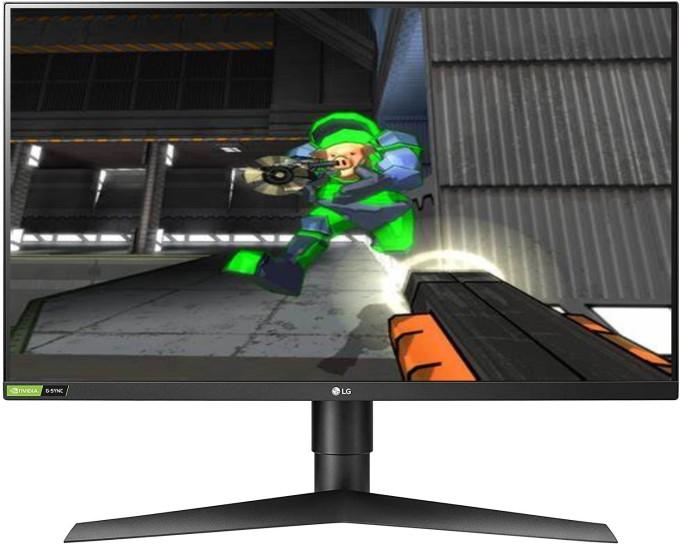 LG 27GL850-B 27 Inch Ultragear Monitor