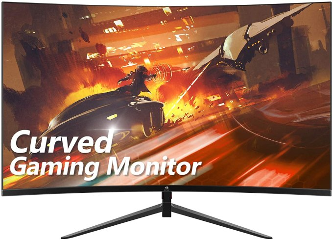 Z-Edge UG27 27-inch Curved Gaming Monitor