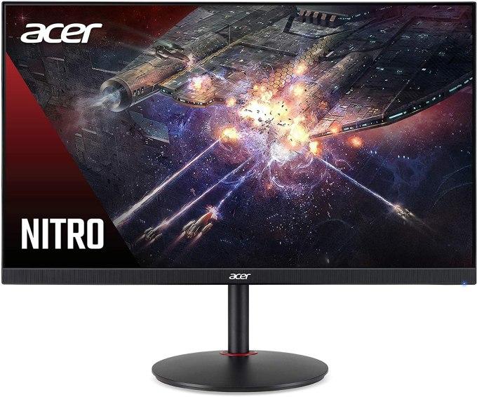 Acer Nitro XV272 Lvbmiiprx 27 Inch Gaming Monitor
