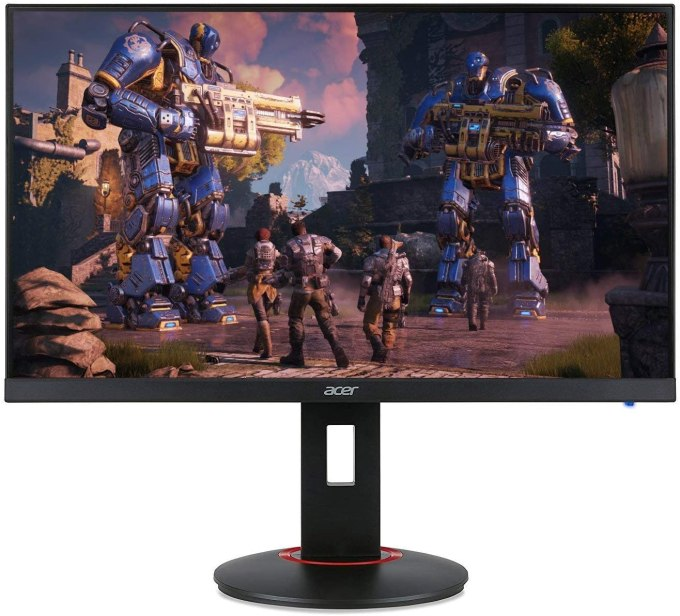 Computer Monitor-Acer XF270 H Bbmiiprx 27 Inch Gaming Monitor