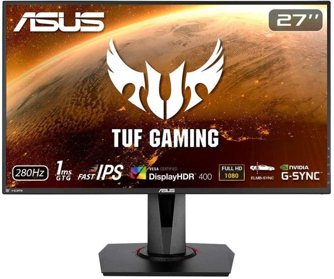 Computer Monitor-ASUS TUF Gaming VG279QM