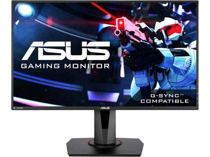 Computer Monitor-Asus VG278Q 27 Inch Gaming Monitor 1ms display port hdmi
