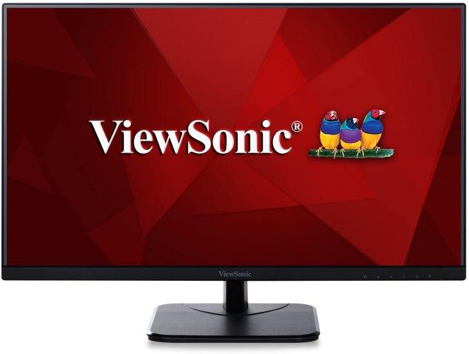 Computer Monitor-ViewSonic VA2756-MHD 27 inch monitor