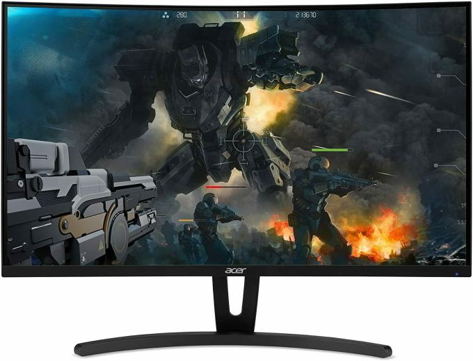 Acer ED273 ABIDPX 27 Inch Curved Gaming Monitor