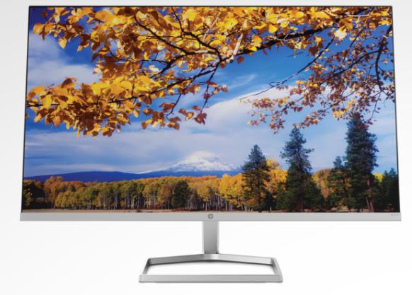 HP M27f FHD 27 inch Monitor